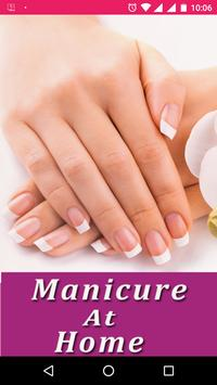 Manicure at Home - Step by Step Videos poster