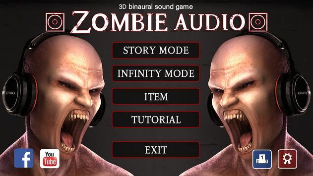 Zombie Audio1(VR Game_English) poster