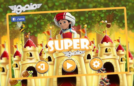 Super Mansour Run apk screenshot