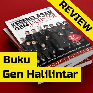 Buku Gen Halilintar Review poster