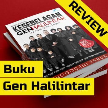 Buku Gen Halilintar Review apk screenshot
