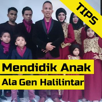 Tips Keluarga Gen Halilintar poster