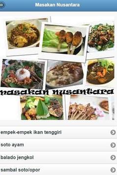 Makanan Nusantara screenshot 8