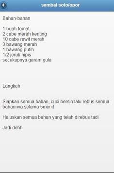 Makanan Nusantara screenshot 3