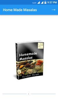 Homemade Masala Recipe poster
