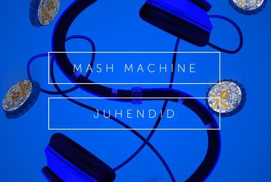 Originaal Mash Machine poster