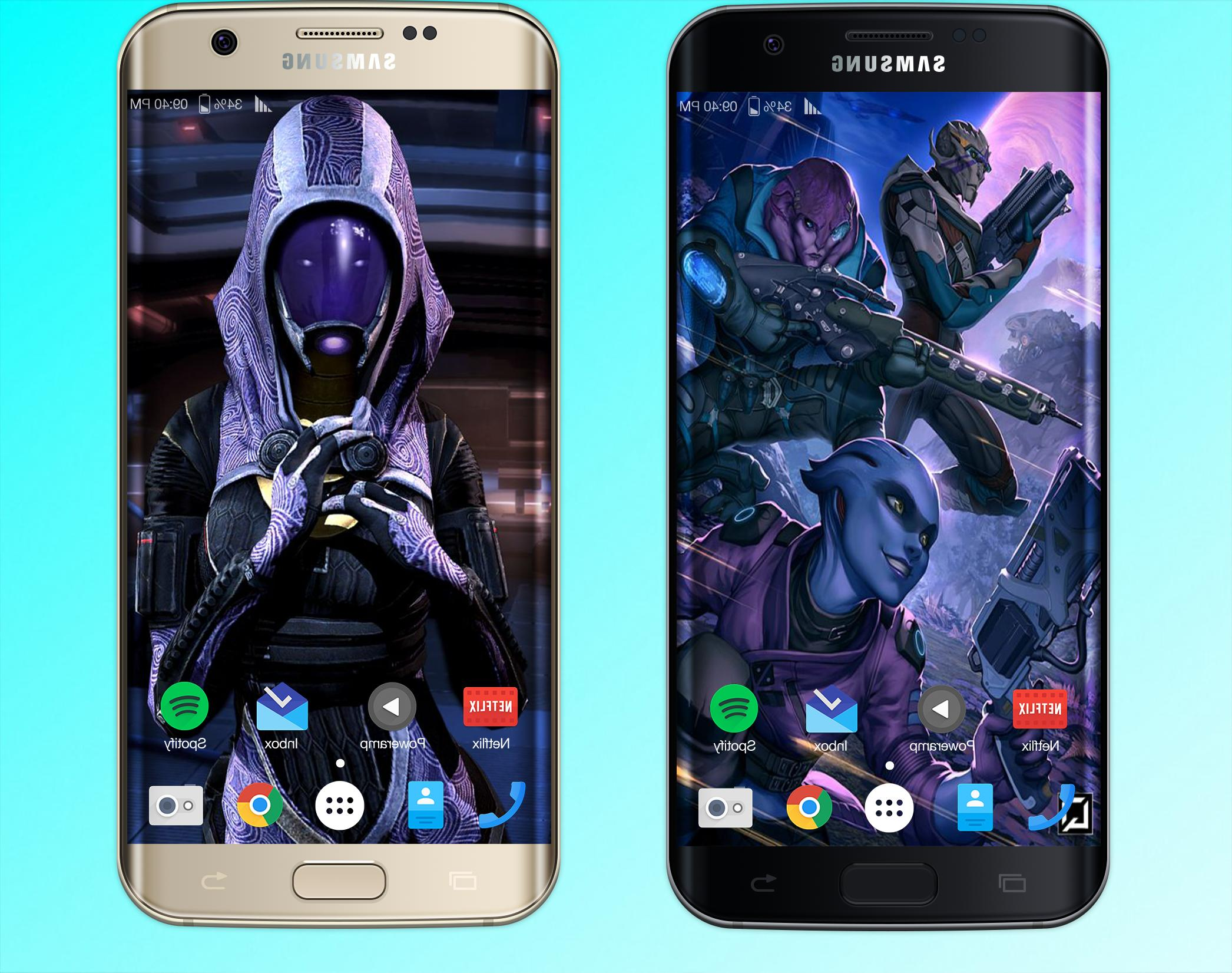 Wallpapers For Mass Effect Andromeda Fans For Android Apk