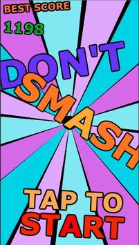 Don't Smash poster