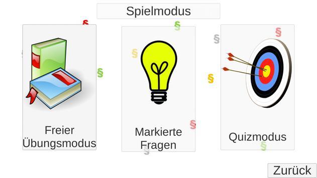 SteuerQuiz apk screenshot