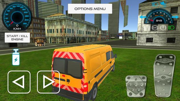 Master Minibus Driving apk screenshot
