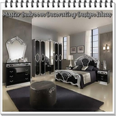Master Bedroom Decorating Design Ideas icon