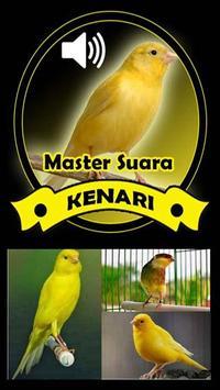 Master Kicau Kenari Juara poster