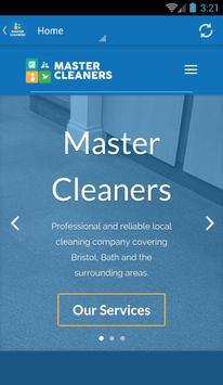 Master Cleaners Bristol&Bath apk screenshot