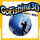 GoFishing3d World icon