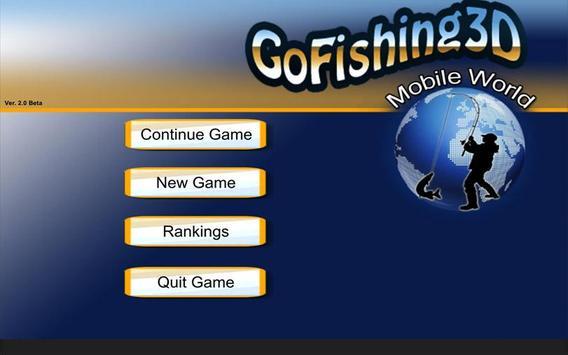 GoFishing3d World apk screenshot