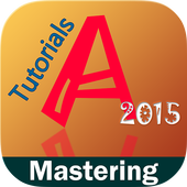 Learn Mastering AutoCAD 2015 2 icon
