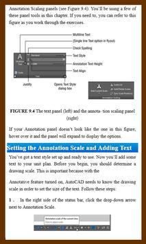 Learn Mastering AutoCAD 2015 2 screenshot 2