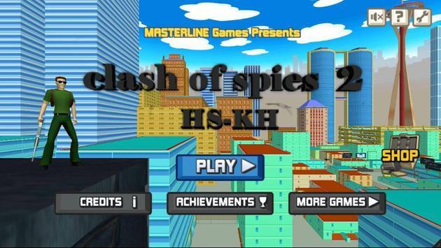 Clash Of Spies screenshot 2