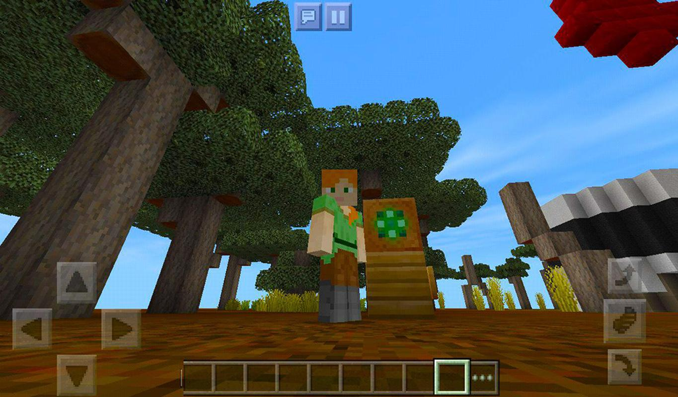 Map Last Day On Earth For Minecraft Pe For Android Apk Download