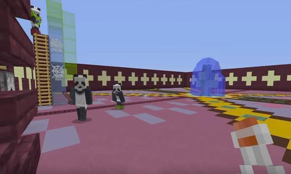 Map Wamboo Hideseek Creation For MCPE screenshot 6