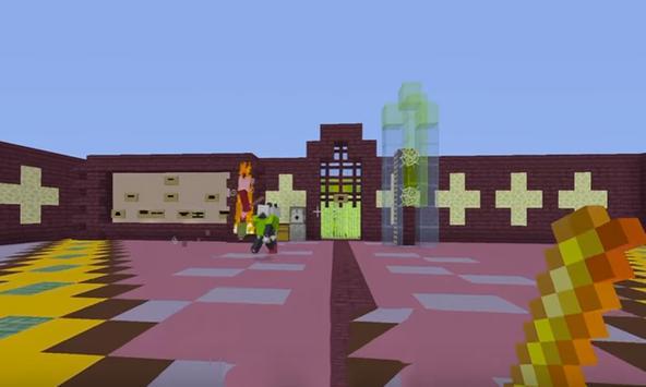 Map Wamboo Hideseek Creation For MCPE screenshot 1