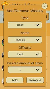 Maplestory Companion screenshot 3