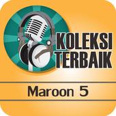 Maroon 5 : Koleksi Lagu Barat Terlengkap 2017 icon