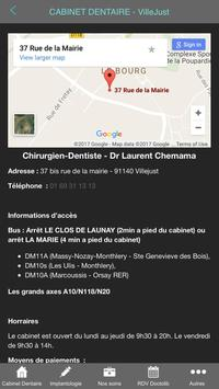 Dentiste Villejust screenshot 3