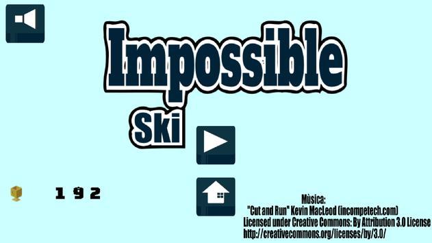 Impossible Ski screenshot 2