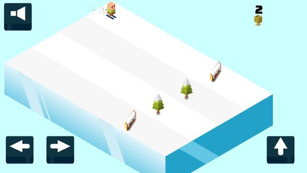 Impossible Ski screenshot 4
