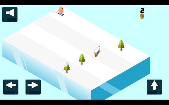 Impossible Ski screenshot 8