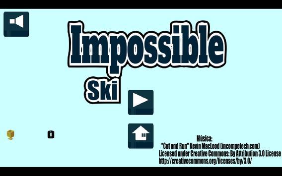 Impossible Ski screenshot 9