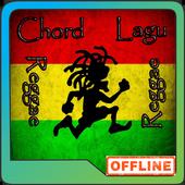 Chord Lagu Reggae Offline icon