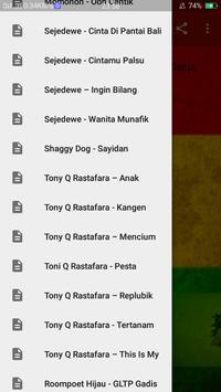 Chord Lagu Reggae Offline screenshot 4