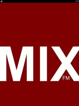 Mix FM Riyadh poster