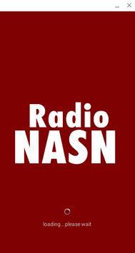 NASN Radio poster
