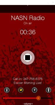 NASN Radio screenshot 1