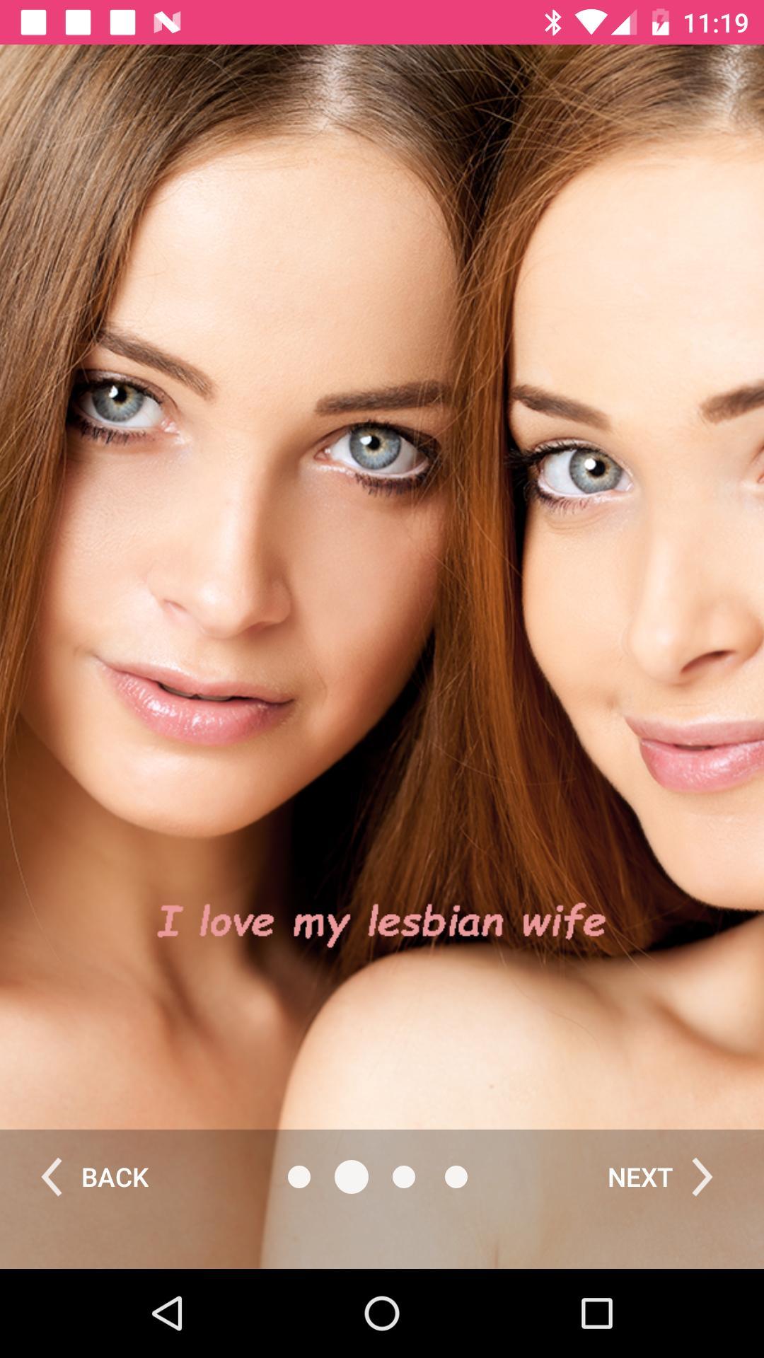 Lesbian video chat