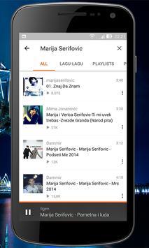 Marija Serifovic All Songs screenshot 3