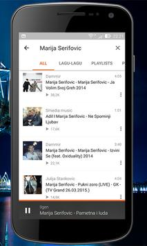 Marija Serifovic All Songs screenshot 2