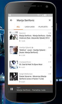 Marija Serifovic All Songs apk screenshot