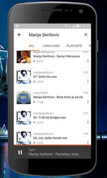 Marija Serifovic All Songs screenshot 5