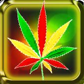 Marijuana Leaf Live wallpapers icon