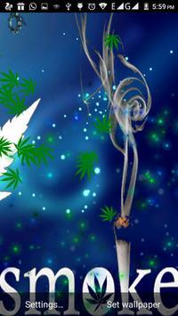 Marijuana Leaf Live wallpapers apk screenshot