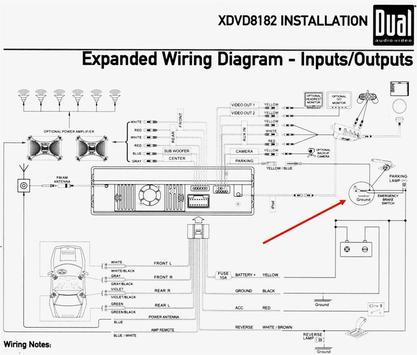 marine radio wiring diagram 2 screenshot 5