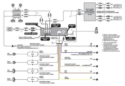marine radio wiring diagram 2