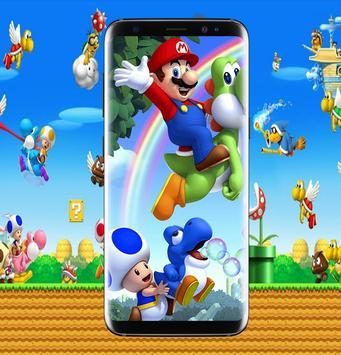 Mario HD Wallpaper screenshot 3