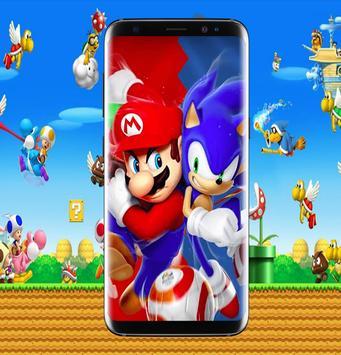 Mario HD Wallpaper screenshot 1