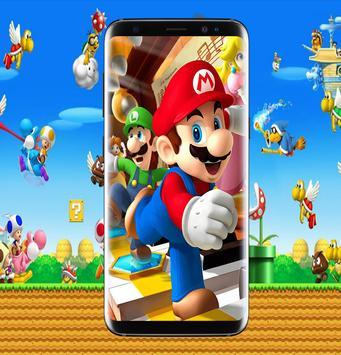 Mario HD Wallpaper screenshot 9