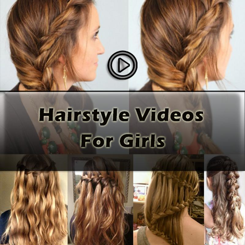 Hairstyle Videos for Girls APK Download - Free Beauty APP for ...